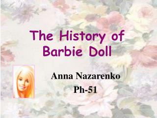 The History of Barbie Doll