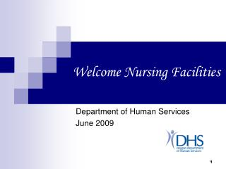 Welcome Nursing Facilities