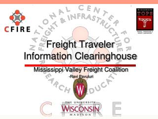 Freight Traveler Information Clearinghouse