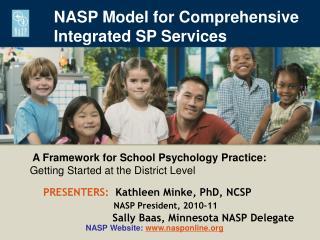 NASP Website: www.nasponline.org