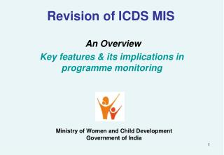 Revision of ICDS MIS