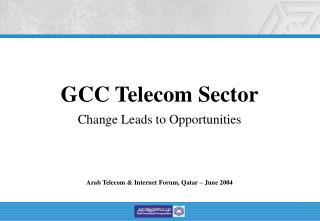 GCC Telecom Sector Change Leads to Opportunities
