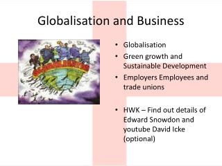 Globalisation and Business