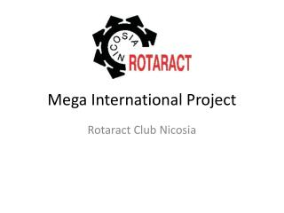 Mega International Project