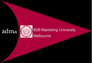 B2B Marketing University