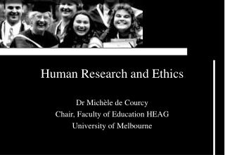 Human Research and Ethics