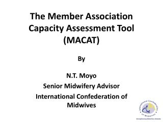 The Member Association Capacity Assessment Tool  (MACAT)