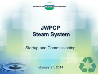 JWPCP  Steam System