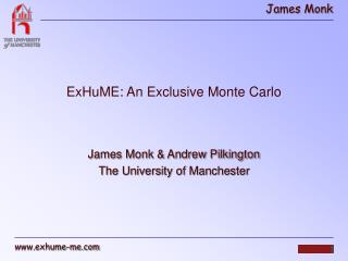 ExHuME: An Exclusive Monte Carlo