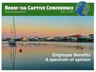 Employee Benefits  A spectrum of opinion