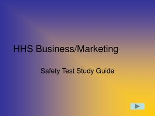 HHS Business/Marketing