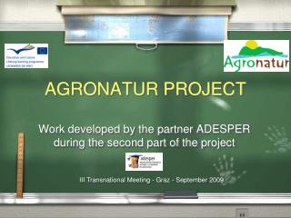 AGRONATUR PROJECT