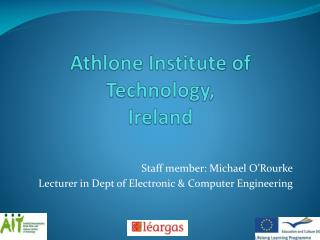 Athlone  Institute of Technology, Ireland