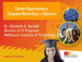 Career Opportunities in Computer Networking and Business