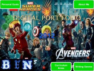 Digital Port folio