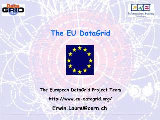 The EU DataGrid
