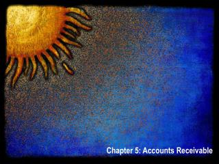 Chapter 5: Accounts Receivable