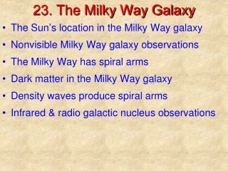Hydrogen in the Milky Way