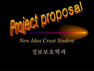New Idea  Creat  Student