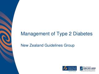Management of Type 2 Diabetes