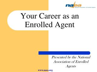 Your Career as an Enrolled Agent