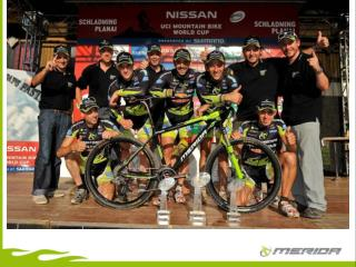 MULTIVAN MERIDA BIKING TEAM 美利達福斯車隊