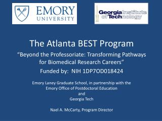 The Atlanta BEST Program