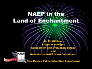 NAEP in the Land of Enchantment