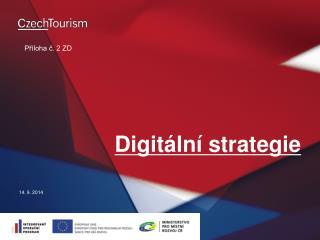 Digitální strategie