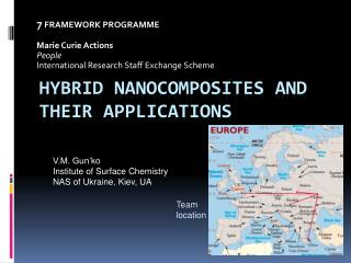 Hybrid nanocomposites and their applications