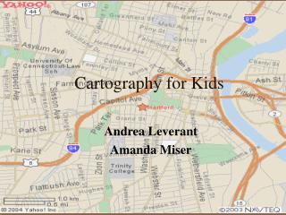 Cartography for Kids