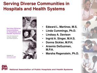 Serving Diverse Communities in Hospitals and Health Systems