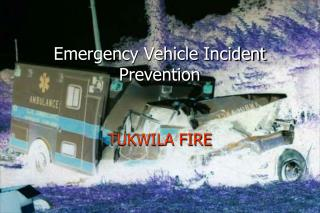 Emergency Vehicle Incident Prevention