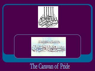 The Caravan of Pride