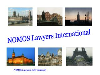 NOMOS Lawyers International