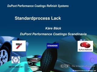 Standardprocess Lack