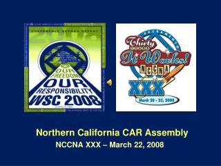 Northern California CAR Assembly