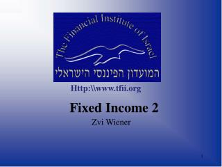 Fixed Income 2