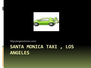 Beverly Hills taxi,Los Angeles