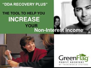 """""""DDA RECOVERY PLUS"""" THE TOOL TO HELP YOU"""