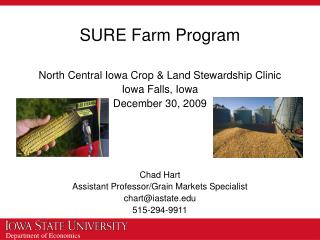 SURE Farm Program
