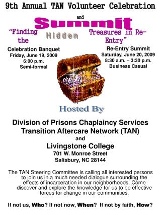 9th Annual TAN Volunteer Celebration and