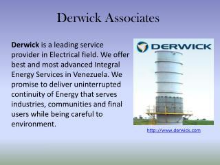 Derwick Associates Venezuela