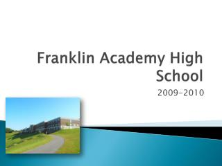 Franklin Academy High School