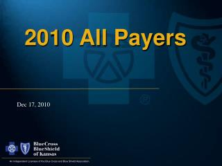 2010 All Payers