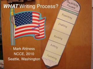 WHAT  Writing Process?
