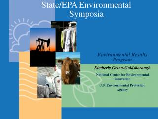 State/EPA Environmental Symposia