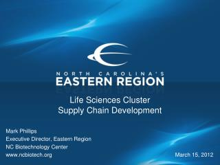 Life Sciences Cluster Supply Chain Development
