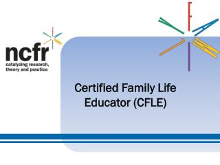 Certified Family Life Educator (CFLE)