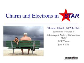 Charm and Electrons in
